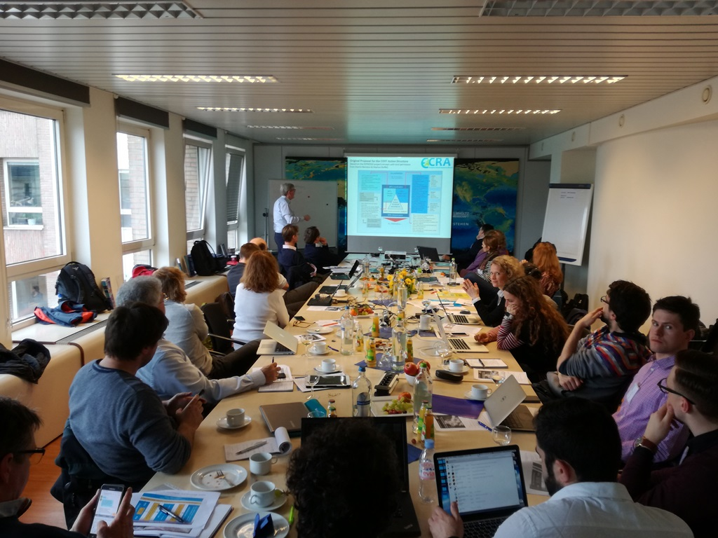 ECRA Joint Workshop CHC HIE Photo